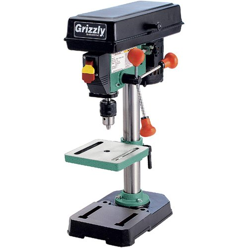 Grizzly G7942 Five Speed Baby Drill Press (8 Inch Drill Press compare prices)