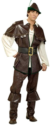 Forum Novelties Men's Designer Collection Robin Hood Costume