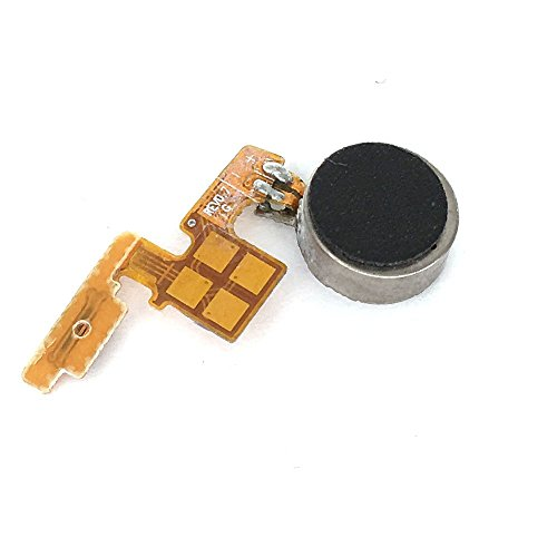 Vibrator Motor Module and Power Button Flex Cable Replacement Part for Samsung Galaxy Note 3 N900 N9005