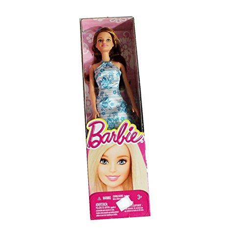 Barbie-Mattel-Puppe-Teresa-Original-Blau