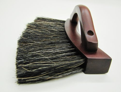 Read About Iszy Billiards Pool Table Horsehair Under Rail Brush with Mahogony Finish
