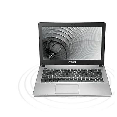 Asus P450LAV-W0132D 14-Inch Laptop (i3 4030U/4GB/500GB/DOS), Black