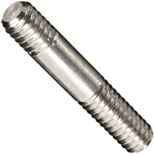 Stainless Steel 303 Threaded Stud