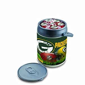 NFL Green Bay Packers Insulated Can Cooler by Picnic Time