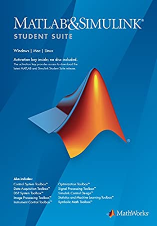 MATLAB and Simulink Student Suite R2015b