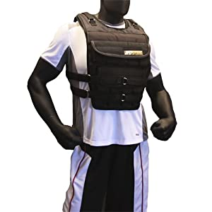 ZFOsports® - (LONG STYLE) 100LBS ADJUSTABLE WEIGHTED VEST