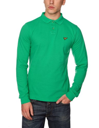 Voi Jeans Tim Long Sleevs Men's Polo Shirt