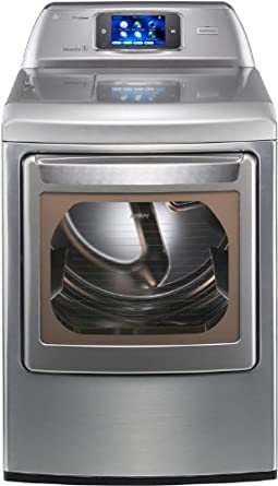 LG DLGX6002V SteamDryer 7.3 Cu. Ft. Graphite Steel With Steam Cycle Gas Front Load Dryer