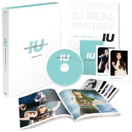 Real Fantasy 2012 Special (DVD + 写真集) (韓国版)(韓国盤)
