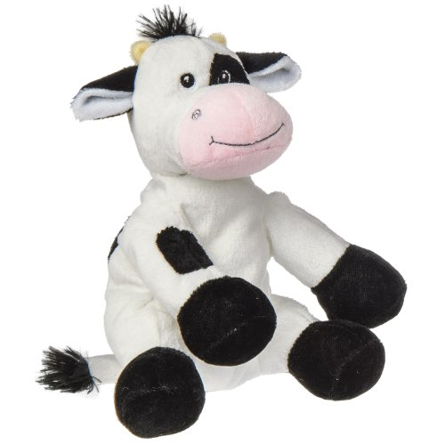 "Mary Meyer Abby Cow 7"" Plush front-956306"