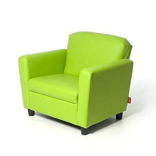 H3 Baby W160 Kindersessel Chester, limone grün thumbnail