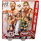 WWE Series 19 Battle Pack: Daniel Bryan vs. Big Show Figure, 2-Pack