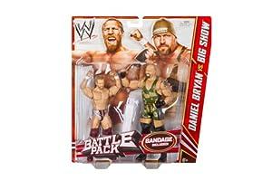 WWE Series 19 Battle Pack Wwe Daniel Bryan Toys Ebay