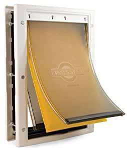 PetSafe Extreme Weather Pet Door, Medium