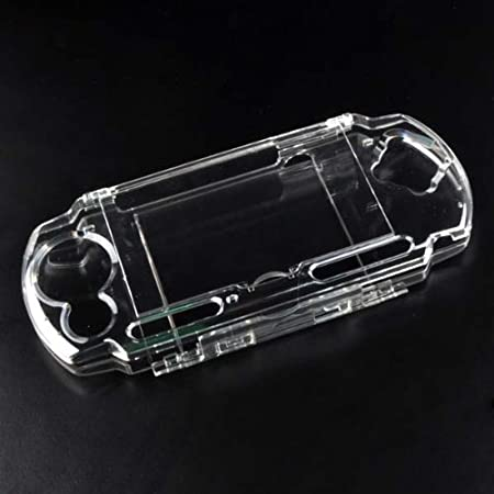 Neewer Clear Crystal Hard Cover Case Bag For SONY PSP 3000