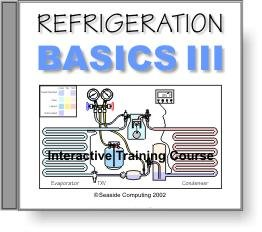 Refrigeration Basics III CD-rom Self Study