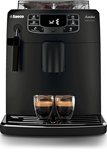 Saeco-hd890001-Machine--Espresso-Automatique-Intelia-Evo-Deluxe-Black-Classic--expresso