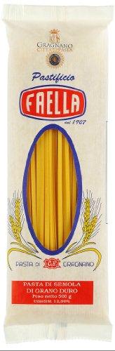 Faella Linguine Pasta - Igp Gragnano - 1.1 Lb