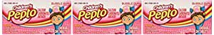Pepto-bismol Children's Pepto, Bubble Gum Flavor Chewable Tablet, 24-Count Units (Pack of 3)