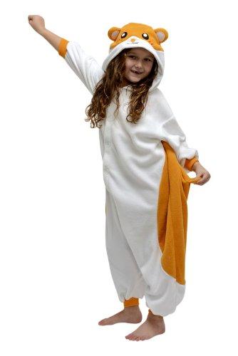 [Hamster Kids Kigurumi (5-9 Years)] (The Best Halloween Costumes Ever Made)