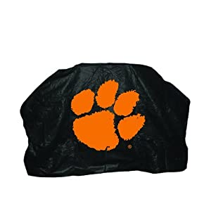 Buy NCAA Clemson Tigers 68-Inch Grill Cover by Seasonal Designs