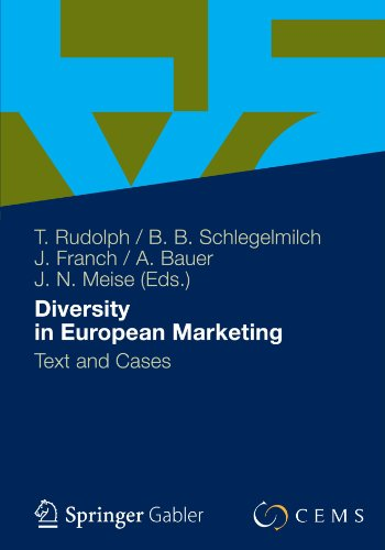 Diversity in European Marketing: Text and Cases