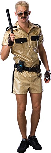 Reno 911 Lt Dangle Deluxe Adult Halloween Costume