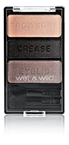 Wet n Wild Colour Icon Eye Shadow Trio Silent Treatment 4 g