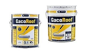 Gaco Gr1600 5g Gacoroof Silicone Roof Coating Deck