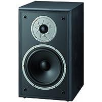 Magnat Monitor Supreme 200 (Paar) 2 Wege Bassreflex Regallautsprecher schwarz