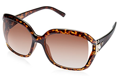 Escada Escada Oversized Sunglasses (Brown) (SES 185S|0978|59)