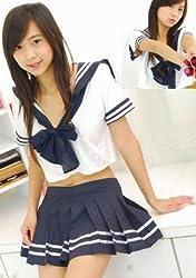 ★新作★【学生服】大きいリボンの女子制服/コスプレ  6009★