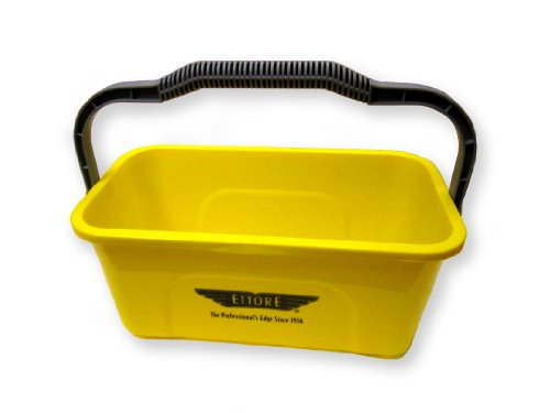 Ettore 86000 Super Bucket with Handle, 3-Gallon (Window Washer Bucket compare prices)