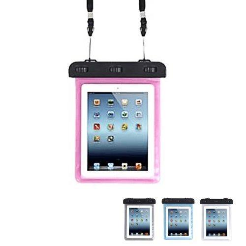 TaoTech 防水ケース iPad Mini など タブレット 用 8インチ まで 対応 防水保護 等級 IPX8 取得 ストラップ付