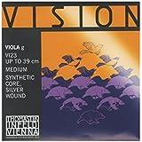 Vision ヴィジョン ヴィオラ弦 G線 シンセティックコア4/4 シルヴァー VI23