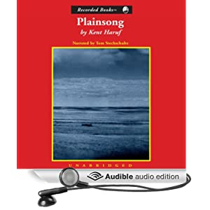 plainsong kent haruf essay Ere was this man tom guthrie '' that's how kent haruf begins the first sentence of his new novel, ''plainsong,'' and not until the last sentence, roughly 300 pages later, does he allow himself a rhetorical flourish so pronounced.
