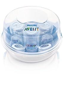 (金盒)Philips AVENT Microwave Sterilizer新安怡奶瓶奶嘴微波消毒锅$14.20