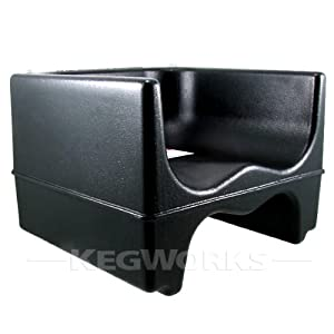 Heavy Duty Plastic Dual Childrens Booster Seat Kitchen Dining