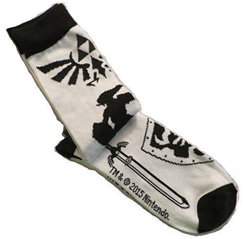 Legend of Zelda Men's Crew Socks