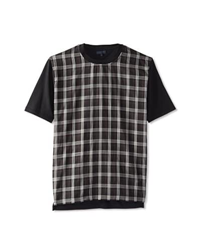 Lanvin Men's Checked T-Shirt