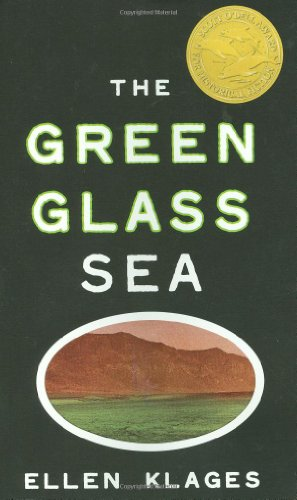 The Green Glass Sea by Ellen Klager