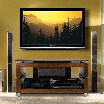 Cheap 56″ TV Stand in Espresso (AVSC-2052E)