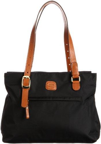 Bric's Borsa Messenger X-bag Shopping Nero (nero)