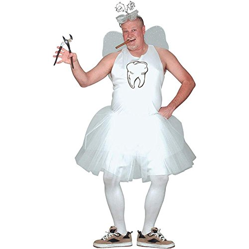 Men's Tooth Fairy Adult Costume - One Size