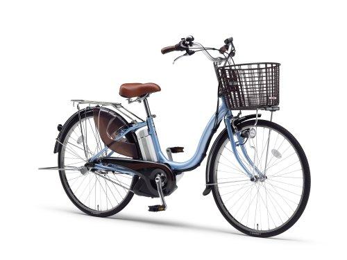 YAMAHA(ヤマハ) PAS ナチュラT 24インチ 電動自転車 2012年モデル アクアマリン  PM24NT