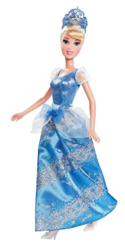 Disney Princess Sparkling Princess Cinderella Doll - 2012 - 1
