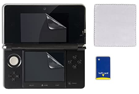 Nintendo 3DS Screen Protector Kit