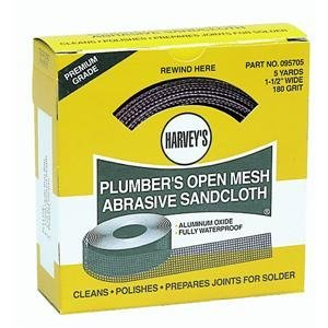 William H. Harvey 095705 Abrasive Cloth