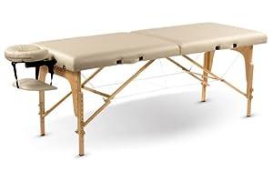 Eco BodyChoice Massage Table - Cream - 30'' Wide