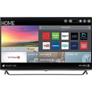 LG Electronics 65UB9200 65-Inch 4K Ultra HD 120Hz Smart LED TV